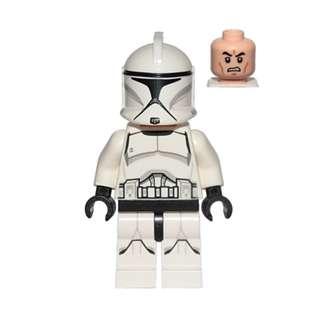 Lego Clone Trooper, Printed Legs