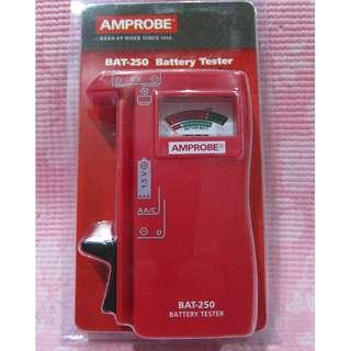 Amprobe multi battery tester