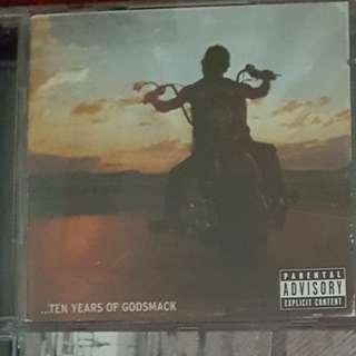 Godsmack - Good Times, Bad Times...10 Years Of Godsmack