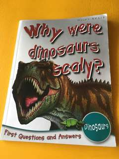 Questions and answers on Dinosaurs
