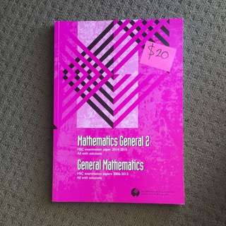 General Maths Past Papers