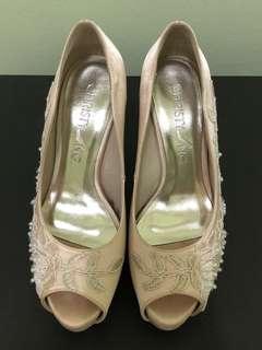 Christy Ng Heels (Cream)