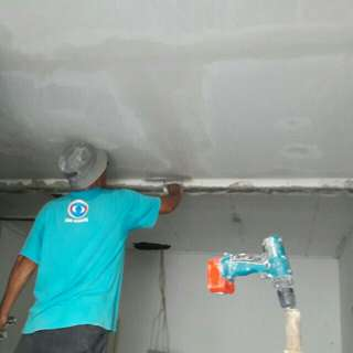 Ceiling renovation and plumbing 0173880443
