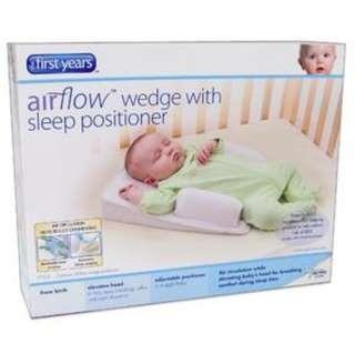 First Year Airflow Wegde with Sleep Positioner