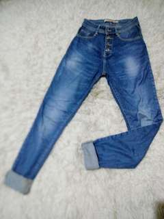 Up Grade HW strecht ripped sz 27