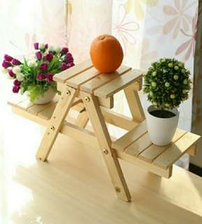 2 Tier Planter Stand / Decor Stand