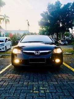 Mobil CIVIC