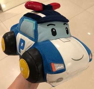 Robocar Poli Soft Toy