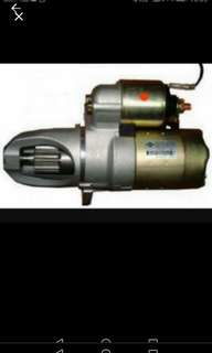 Car starter Motor for various car model.