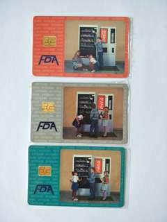 FDA Phonecard
