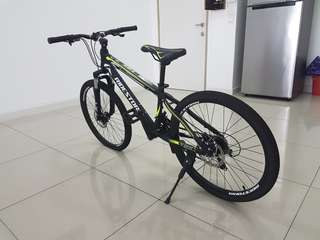Bicycle for sale... only 3 times used...