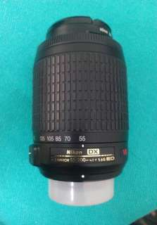 NIKON 55-200 DX VR Lens