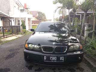 Bmw 318i e46 facelift 2003