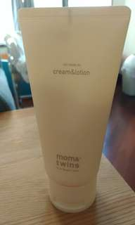 [Lyanature][李英愛] mom & twins cream & lotion