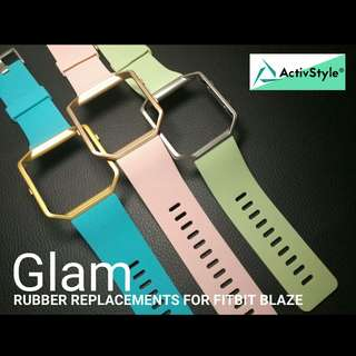 Fitbit blaze replacement bands