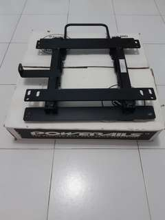 Miki powerrails for Suzuki swift