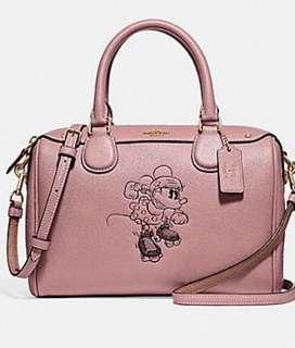 Coach x Disney mini Bennit satchel