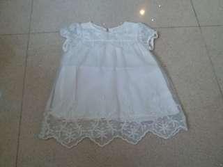 小童蕾絲裙9m