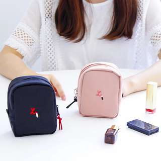 Little Travel Cosmetic Pouch - 7R9P