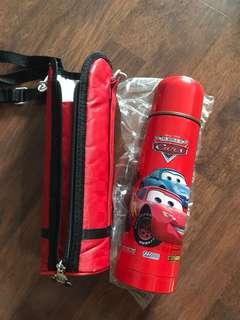 BN DISNEY CARS HOT Water Bottle
