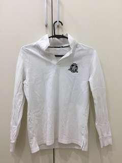 Hang Ten (White Sweater)