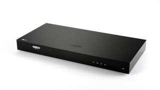 全新行貨 一年原廠保養 4K藍光碟機 4K LG UP970