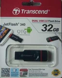 Transcend 32GB USB OTG original