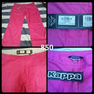 Imported Original Kappa Pants