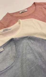 Authentic Max Mara Cashmere Blouse
