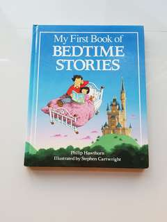 My first book of bedtime stories, by Philip hawthorn