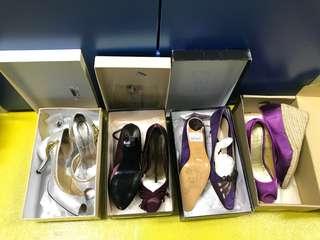 (NEW) playlord🌟Milano🌟le Saunda highheels 37-38 size