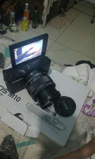 Canon m10 preloved