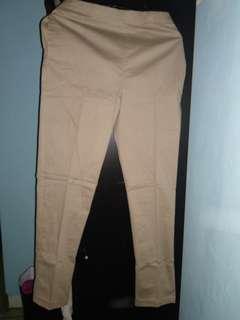 Celana katun elastis