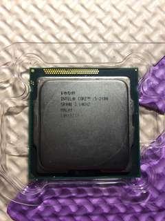 🚚 Intel i5 2400 CPU