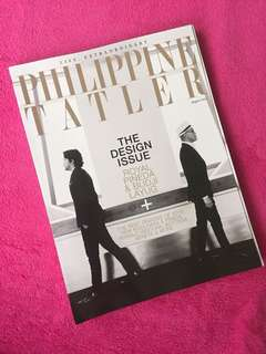 Philippine Tatler Magazine | August 2015