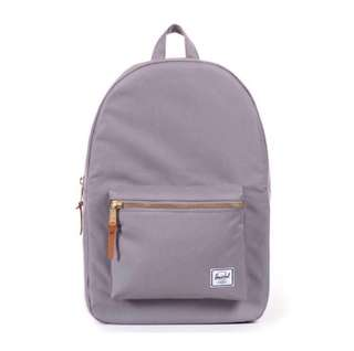 [INSTOCK] HERSCHEL SUPPLY SETTLEMENT BACKPACK (GREY)