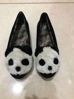 🚚 熊貓娃娃鞋