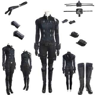 Black Widow Infinity War Version