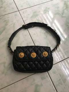 """REPRICED!! """"TF Tiger"""" Chained Belt Bag"""