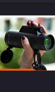 Pocket Monocular+Mobile Holder[Free Tripod]