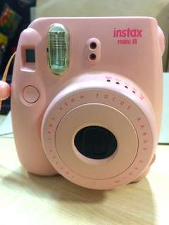 FujiFilem Instax mini 8