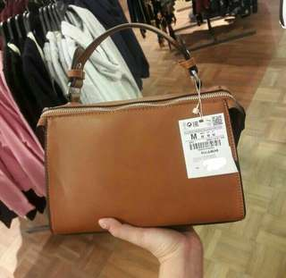 Pull&Bear Brown Sling Bag