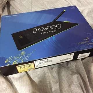 《起標》 wacom BAMBOO PEN & TOUCH CTH-470 繪圖板