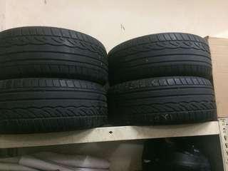 Tyre 225 / 55 / 16 Dunlop Sport