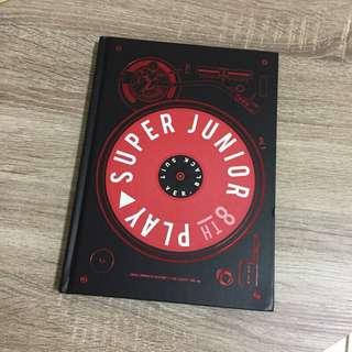🚚 Super Junior 8th play 韓版空專