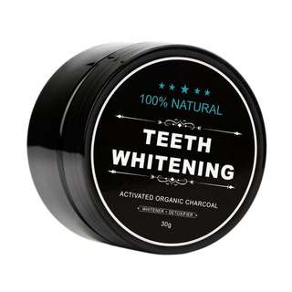 [Ready Stock] Teeth Whitening 100% Natural