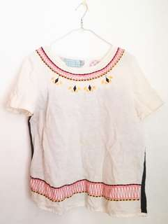 Summer design top