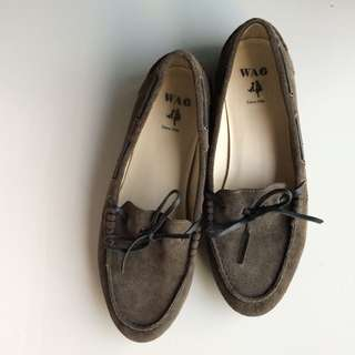 WAG Leather Shoes