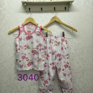 Pajama set for kids #3040
