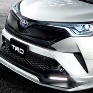 TRD Door Stabilizer